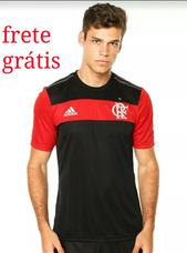 99d7a90be71a6 Camisa Oficial Jogo Mixto Adidas - Camisa Flamengo Masculina no ...
