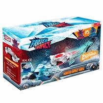 Pista De Autos De Hielo Frozen Impact Xpert Pack Tv