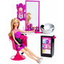 Barbie Quiero Ser Peluquera. Mattel Original