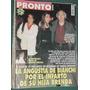 Revista Pronto 379 Grudk Bisbal Mazzoco Slapka Susana Romero