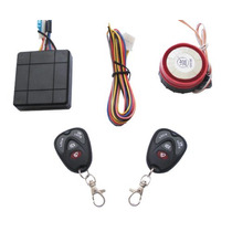 Sun-i Pe288 Alarma Para Moto Con 2 Controles Remotos