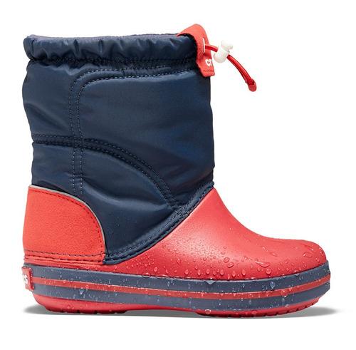 8a1c757108a crocs originales crocband lodgepoint boot k azul niños 485. Cargando zoom.