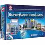 Jogo Super Banco Imobiliário Com Máquina De Cartão Original