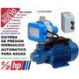 Sistema Hidroautomatico De Presión Compacto Para Agua 1/2 Hp