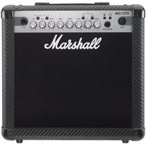 Marshall Mg15cfx Amplificador Guitarra Electrica 15w P 8¨