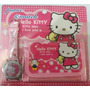 Reloj + Cartera De Niña Hello Kitty Princesa Sofia