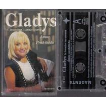 Gladys La Bomba Tucumana Amor Prohibido Cassette Nuevo