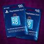 G24 :: Combo! Psn Card 30 Usd Región Usa Entrega Inmediata!
