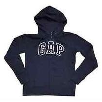 Casaco Feminino - Gap - Com Ziper - 100% Original - Moletom