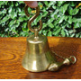 Antigua Campana De Bronce Excelente Sonido