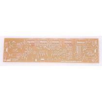 Placa Para Montar Pre-amplificador