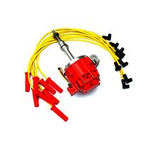 Distribuidor Eletrônico Hei Ford V8 302 Maverick + Cabos