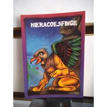 Tarjeta Hieracoesfinge Monstruos Del Bolsillo Vintage