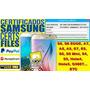 Venta De Certificados Para Todos Los Modelos Samsung Limpios