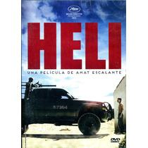 Dvd Heli ( 2013 ) - Amat Escalante / Armando Espitia / Linda