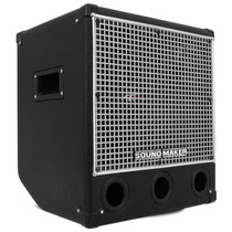 Cubo P/ Contra Baixo Black Bass 50 Sound Maker Amplificador