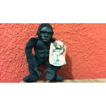 Dr.veneno Peluche King Kong Aprox 20 Cm