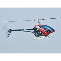 Helicóptero Thunder Tiger Raptor G4 E720 Flybarless Ep 4791-