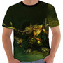 Camiseta Game League Of Legends Twitch Gangster Lol Color