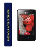 Celular Lg Optimus L3x Android 4.1 Cam3mp Mp3 Redes Sociales
