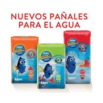 Pañales De Agua Huggies Little Swimmers