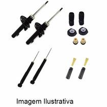 Jogo Amortecedores Dianteiro + Traseiro Fox + Kit Batentes