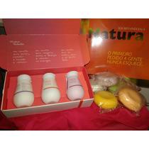 Kit Mini Hidratantes Tododia + Cx De Sabonetes Sortidos 5