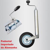 Carreta Carretinha Pedestal/ Quinta Roda Barco Jet Ski Moto