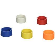 Anillos De Identificación Del Transmisor De Mano Shure Color