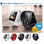 Smart Watch U8 - Reloj Inteligente - Bluetooth - Táctil