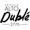 Proyecto Edificio Alto Dublé