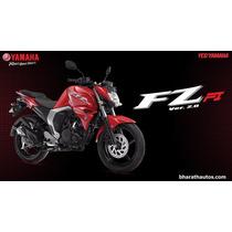 Yamaha Fz Fi 2.0 2015 Ne Model Motolandia