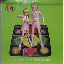 Tapete De Dança Pg Xbox 360
