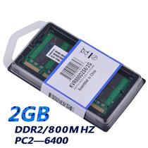 Memoria Ram 2gb Ddr2 667/800 Mhz Sodimm Kingston Laptop