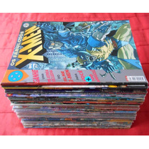 Os Fabulosos X-men Abril - Formato Americano - Diversos