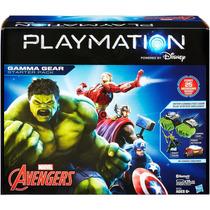 Incrível Hulk Vingadores Gamma Gear Disney Raro No Brasil!
