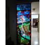 Paraban En Vitral,vidrio Espectrum Glass Decoracion De Hogar