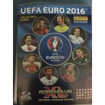 Álbum Euro Adrenalyn 2016 Lleno Incluye 9 Edición Limitada