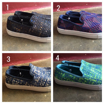 Zapatos T Vans Slip On Paseo Sneakers Toms Keds Mayor Detal