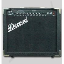 Amplificador Equipo P/guitarra Decoud Rs-40 40w