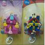 Mobile De Berço Musical Disney. Princesas Ou Turma Do Mikey