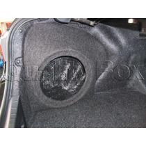 Caixa De Fibra Lateral Reforçada Toyota Corolla (2014-2015)