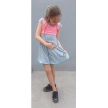 Vestidos Nena Modal Viscosa Originales Verano De Calidad