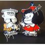 Mafalda Manolo Muñecos Averigua