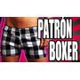 Patrones Moldes Imprimibles Para Hacer Boxer Caballeros Pdf