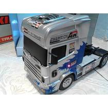 Mini Truck Caminhao Mp3 Controle Remoto