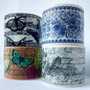 Washi Tape Masking Tape Deco Papel Craft Scrapbooking 3 Cm