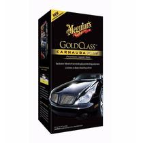 Cera Automovil Gold Class Carnauba Plus Meguiar