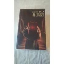 Libro El Nombre De La Rosa / Umberto Eco