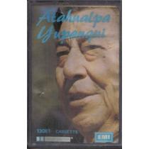 Atahualpa Yupanqui Folklore Cassette 1982